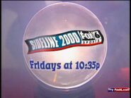 WBRC's FOX 6 Sideline 2000 video promo from 2000