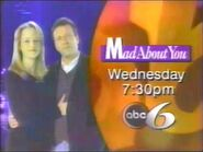 WLNE Mad About You 1996 Promo