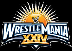 WrestleMania24