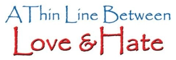 A Thin Line Between Love and Hate logo
