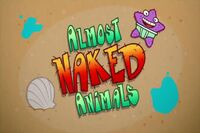 Almost Naked Animals titlecard