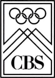 CBS Olympic Logo