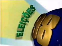 Eleicoes98band logo