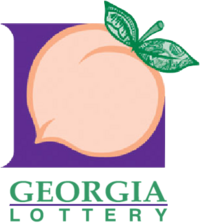 Georgia Lottery logo and text
