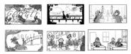 Google Lucy Maud Montgomery's 141st Birthday (Storyboards)