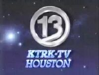 KTRK Channel 13 Eyewitness News Tonight Intro 10 17 90