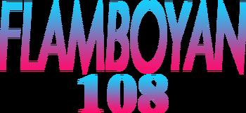 Logo Flamboyan 108 Indosiar