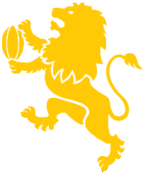 Logo Lions Rugby 1993
