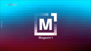 Magazin 1 logo