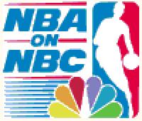 NBA on NBC logo