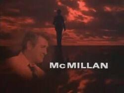 NBC Mystery - McMillan