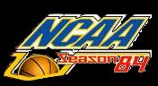 NCAA Season 84 logo