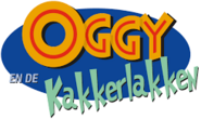 Netherlands Logo Oggy and the Cockroaches