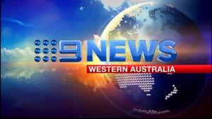 Nine News Western Australia 2012