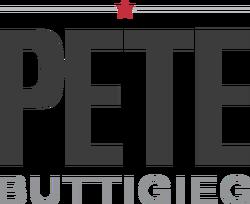 Pete Buttigieg 2020 logo