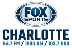 WBCN Fox Sports Radio Charlotte 94.7 FM 1660 AM