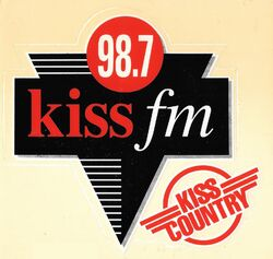 WKSI 98.7 Kiss Country