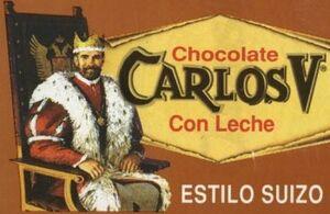 5 Carlos V 1995