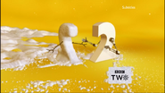 BBC Two Christmas 2015 ident 2