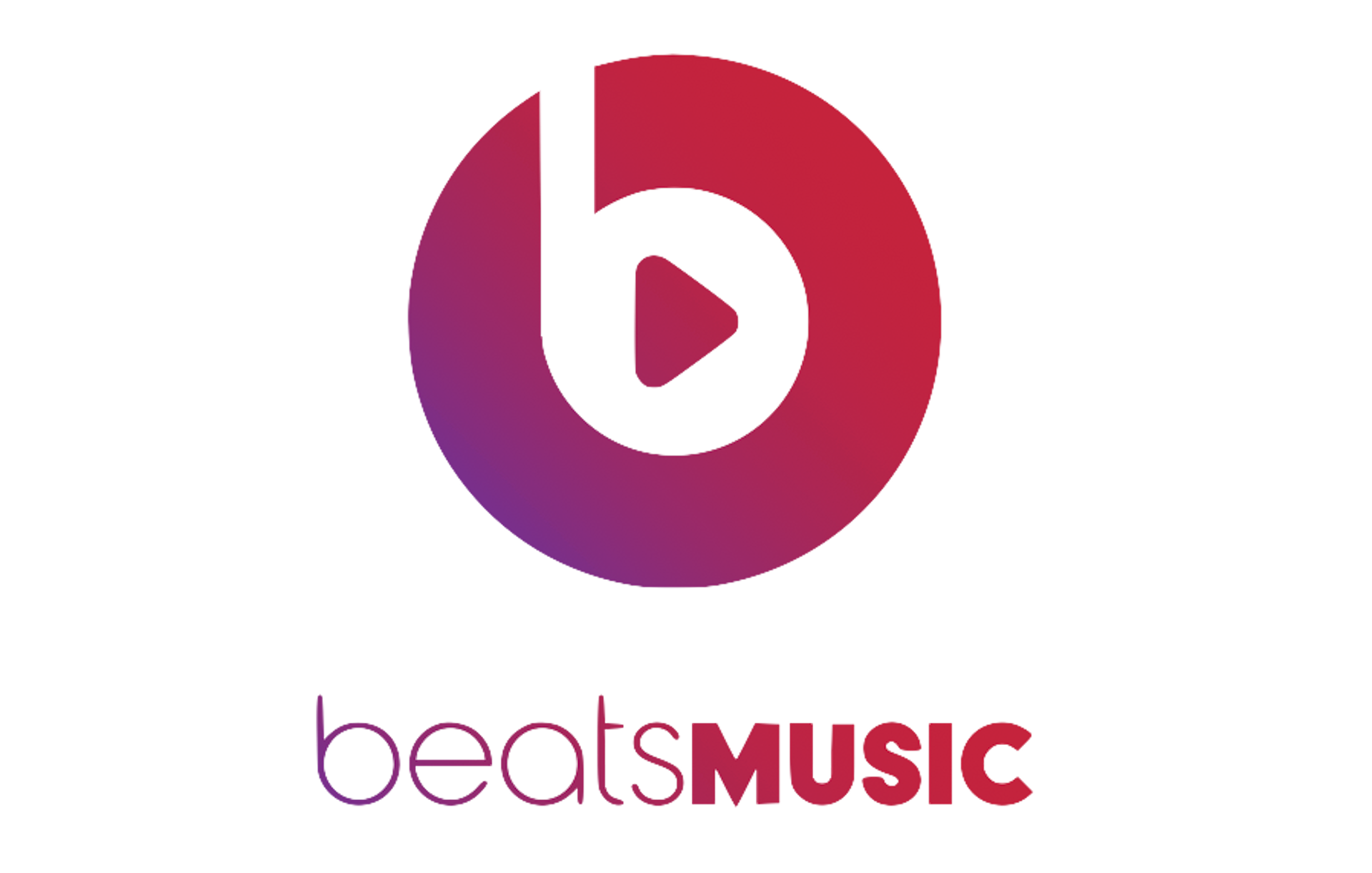 beats music logopng