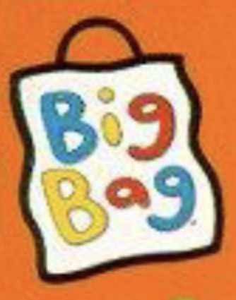 Big Bag Icon