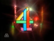 Channel 4 Christmas ident 1982