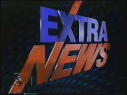 Extra News - Globo News 1997