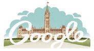 Google Canada Day 2013