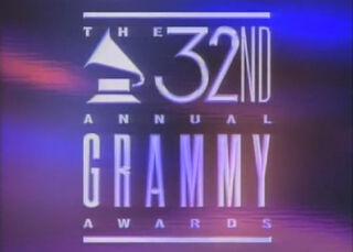 Grammys 32nd