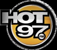 HOT97 WQHT logo