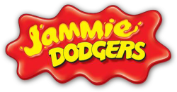 Jammie Dodgers logo