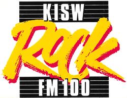 KISW Seattle 1987