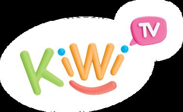 New Kiwi TV Logo