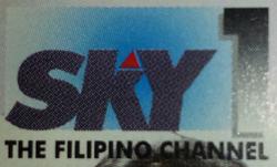 Sky 1 PH logo 1994