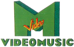 Videomusic old logo