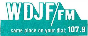 WDJF - 1970 -March 24, 1971-