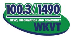WKVT 100.3 FM 1490 AM