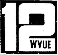 WVUE 12 logo 1968-70