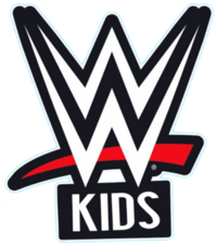 WWE Kids New Logo 2019