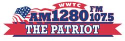 WWTC AM 1280 FM 107.5 The Patriot