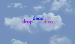 Drop Dead Diva intertitle