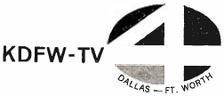 KDFW logo 1970