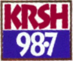 KRSH Healdsburg 1999