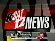 KSAT 12 News 1998 Close