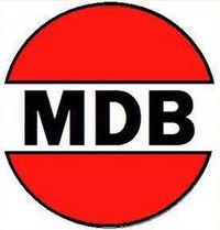 Logo do Mdb