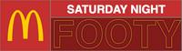 Mcdonald's Saturday Night Footy (NINE)