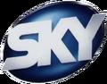 Sky egg logo