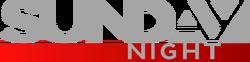 Sunday Night logo