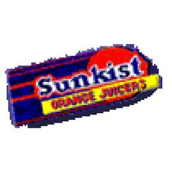 Sunkist Orange Juicers logo