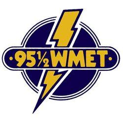 WMET logo